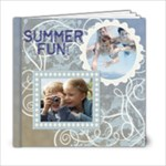 summer fun 6x6 sample book - 6x6 Photo Book (20 pages)