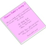 princess isabel - Small Memo Pads