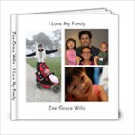 ZGW bk - 6x6 Photo Book (20 pages)