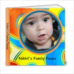Nikhil - 6x6 Photo Book (20 pages)