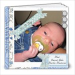 garrett - 8x8 Photo Book (20 pages)