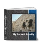 iSRAELI FAMILY 2 - 4x4 Deluxe Photo Book (20 pages)