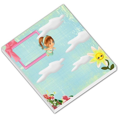 Cutie 1 By Snackpackgu   Small Memo Pads   5ps0e7y6jh1q   Www Artscow Com