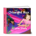 Chloe and Max - 4x4 Deluxe Photo Book (20 pages)