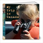 canada - 8x8 Photo Book (20 pages)