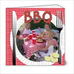 bbq sample book - 6x6 Photo Book (20 pages)