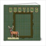 6x6 template book hunting - 6x6 Photo Book (20 pages)