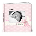 6x6_Precious Little Ones- TEMPLATE - 6x6 Photo Book (20 pages)