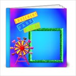 amusement park 6x6 template - 6x6 Photo Book (20 pages)