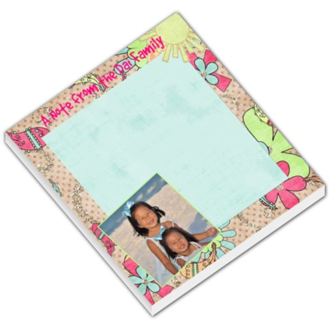 You Are My Sunshine Memo By Jennifer Dai   Small Memo Pads   Jil9oob442wp   Www Artscow Com