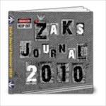 Zak Journal - 6x6 Photo Book (20 pages)