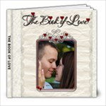 8x8 BOOK OF LOVE PHOTO BOOK - 8x8 Photo Book (20 pages)