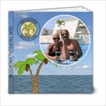 6x6 Tropical Vacation Book - 6x6 Photo Book (20 pages)