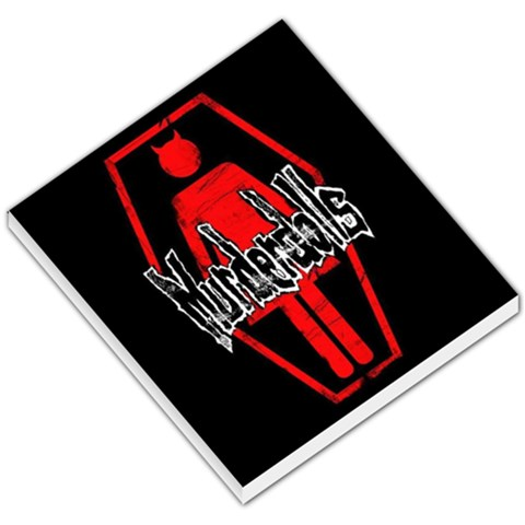 Murderdolls By Tony Haapalainen   Small Memo Pads   S3tgshscrp0d   Www Artscow Com