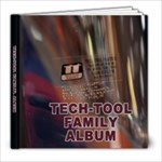 Tech-Tool - 8x8 Photo Book (20 pages)