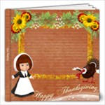 Thanksgiving 12x12 photobook - 12x12 Photo Book (20 pages)