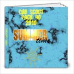 scout summer book - 8x8 Photo Book (20 pages)