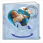 It s A Boy 8x8 Photo Book - 8x8 Photo Book (20 pages)
