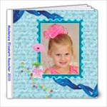Mackenzie s book - 8x8 Photo Book (20 pages)