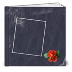 Jorge Flower 8x8 Photobook - 8x8 Photo Book (20 pages)