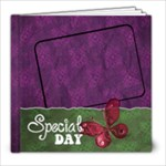 special day 8x8 - 8x8 Photo Book (20 pages)