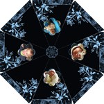 Midnight Blue Brag Umbrella - Folding Umbrella