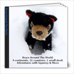 Bruce World Trip - 8x8 Photo Book (20 pages)