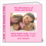 Rachel s Molly Kelly book - 8x8 Photo Book (20 pages)