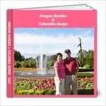 Oregon 3 - 8x8 Photo Book (39 pages)