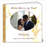 Lyn & Mike s Wedding - 8x8 Photo Book (20 pages)