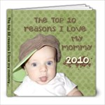 Aedan_2010 - 8x8 Photo Book (20 pages)