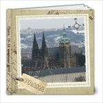 Prague 1 - 8x8 Photo Book (80 pages)