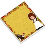 Thanksgiving notepad 1 - Small Memo Pads