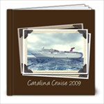 Catalina Cruise - 8x8 Photo Book (20 pages)