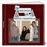 White Christmas 12x12 Photo Book - 12x12 Photo Book (20 pages)