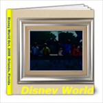 Disney World - 8x8 Photo Book (20 pages)
