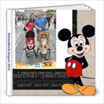 Disney Characters 2 - 8x8 Photo Book (20 pages)