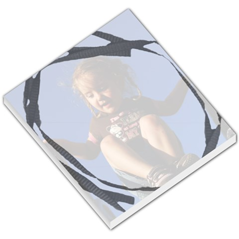 Round Ribbon Memopad By Amanda Bunn   Small Memo Pads   Gxstt5a5elup   Www Artscow Com