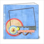 6x6 my little hero - 6x6 Photo Book (20 pages)