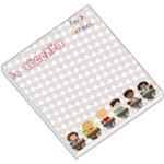 #1 Teacher - Small Memo Pads