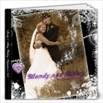 Mandy and Mikey - 12x12 Photo Book (40 pages)