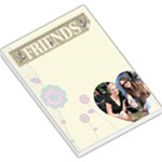 Friends Large Memo Pad - Large Memo Pads