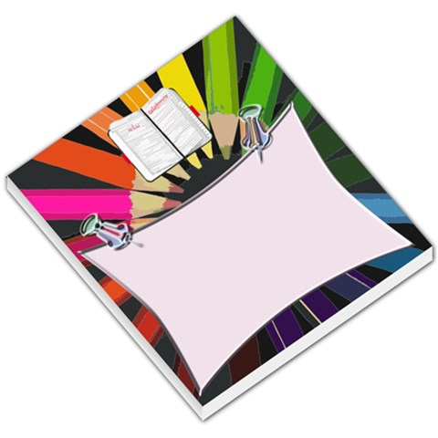 Notes By Lydia   Small Memo Pads   Mzinqa0vy0lx   Www Artscow Com