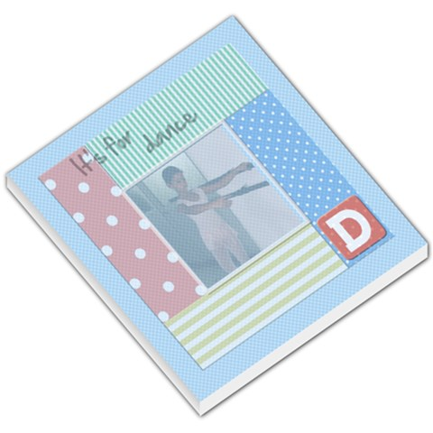 D It s For Dance   Memopad By Carmensita   Small Memo Pads   7fojlt0mfe84   Www Artscow Com