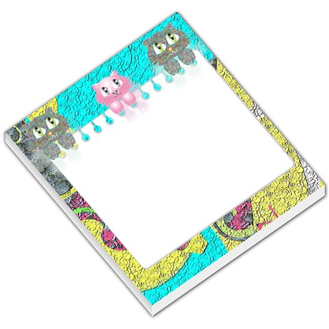 Notes By Lydia   Small Memo Pads   I9rqsm3yw95q   Www Artscow Com
