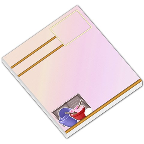 Memo Pad Small By Angel   Small Memo Pads   M5w3iw3xxi82   Www Artscow Com