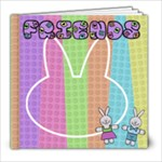 Friends - 8x8 - 8x8 Photo Book (20 pages)