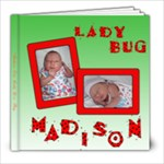 Madison Book - 8x8 Photo Book (20 pages)