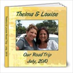 Road Trip - 8x8 Photo Book (20 pages)
