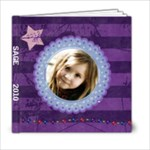 Sage 2010 6x6 book - 6x6 Photo Book (20 pages)